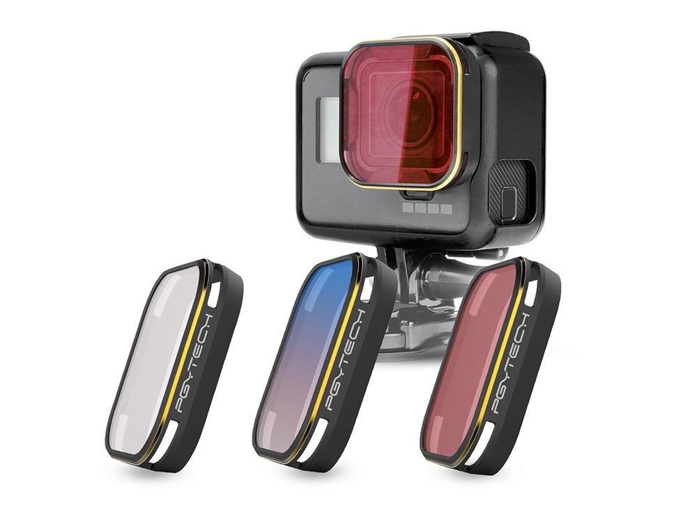 GoPro5潜水滤镜