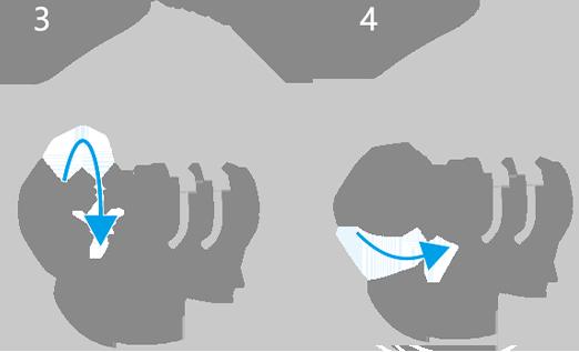 OSMO-POCKET-运动相机四分之一接口转接座-安装说明