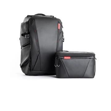 ONEMO 摄影背包 25l+ 单肩包 (暮光黑)&(迷彩金)